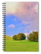 Big Island Ranch Spiral Notebook