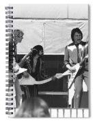 Big Jam At Day On The Green 1976 Spiral Notebook