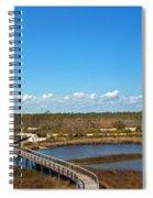 Big Lagoon 2 Spiral Notebook