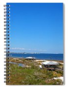 Big Lagoon 3 Spiral Notebook