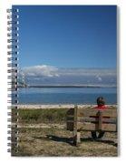 Big Mackinac Bridge 69 Spiral Notebook