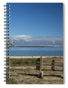 Big Mackinac Bridge 70 Spiral Notebook