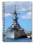 Big Mo Spiral Notebook