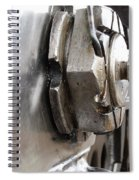 Big Nut Spiral Notebook