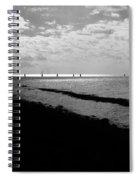 Big O Port Spiral Notebook