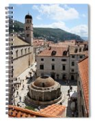 Big Onofrio's Fountain Spiral Notebook