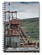 Big Pit Colliery Spiral Notebook