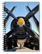Big Prop Spiral Notebook