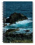 Big Rock Spiral Notebook
