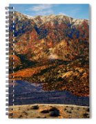 Big Rock Mountain Spiral Notebook