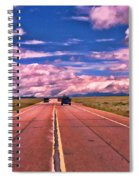 Big Sky Country Spiral Notebook