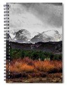 Big Storm Spiral Notebook