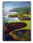Big Sur 2 Spiral Notebook