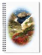 Big Sur Spiral Notebook