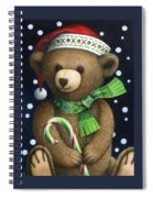 Big Teddy Spiral Notebook