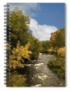 Big Thompson River 2 Spiral Notebook