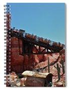 Big Thunder Mountain Walt Disney World Spiral Notebook