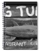 Big Tuna Spiral Notebook