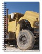Big Wheels Not Rollin Water Truck Spiral Notebook