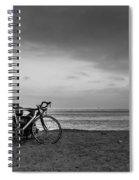 Bike Break Spiral Notebook