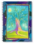 Bilabo Tree  Spiral Notebook