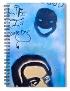 Bill Cosby Spiral Notebook