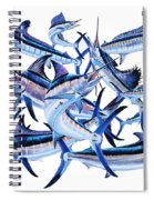 Bills Off0044 Spiral Notebook