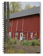Billsboro Winery Spiral Notebook