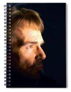 Billy Bob Thornton @ Fargo Tv Series Spiral Notebook