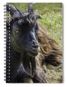Billy The Kid Spiral Notebook
