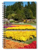 Biltmore Gardens  Spiral Notebook