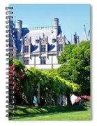 Biltmore House And Gardens Spiral Notebook