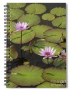Biltmore Water Lillies Spiral Notebook