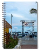 Bimini Guy Harvey Outpost Spiral Notebook