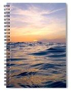 Bimini Sunset Spiral Notebook