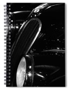 Bimmer Spiral Notebook