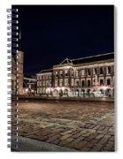 Binnenhof Spiral Notebook