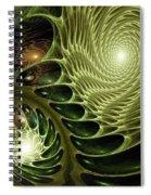 Bio Spiral Notebook