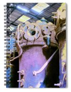 Biohazard Spiral Notebook