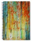 Birch Tree Forest Spiral Notebook