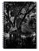 Bird Condominium  Spiral Notebook