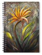 Bird Of Paradise 63 Spiral Notebook