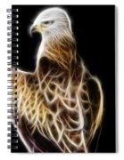Bird Of Prey Spiral Notebook