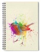 Bird Study Spiral Notebook