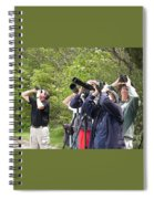 Birders Spiral Notebook