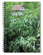 Birdhouse Collection II Spiral Notebook
