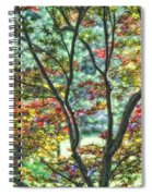 Birdhouse Spiral Notebook