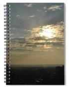 Birdseye Buffalo Ny Awakening V2 Spiral Notebook