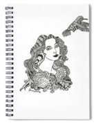 Birdwatcher Wild Ink Spiral Notebook