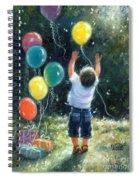 Birthday Boy Spiral Notebook